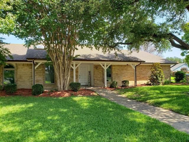 1629 Woodcrest Lane, Carrollton, TX 75006 (MLS #14659459) :: Maegan Brest   Keller Williams Realty