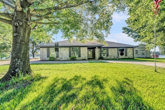 11843 W Lake Drive, Murchison, TX 75778 (MLS #14659510) :: Real Estate By Design