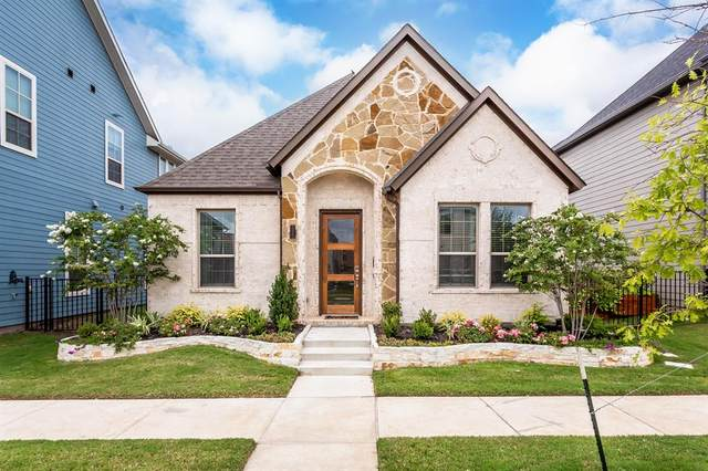 4152 Curtiss Drive, Frisco, TX 75034 (MLS #14659515) :: Maegan Brest   Keller Williams Realty