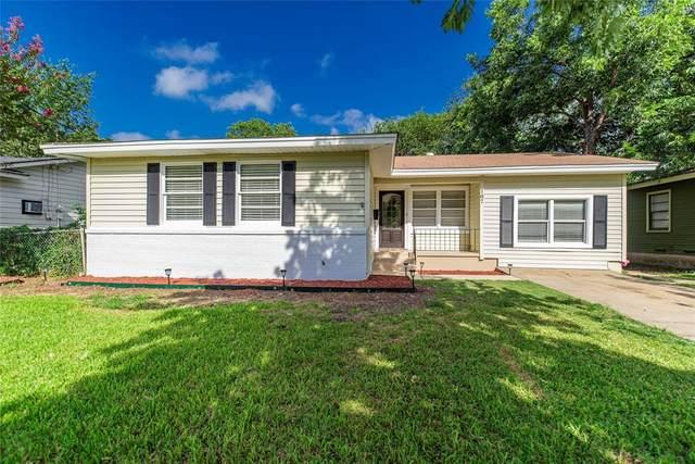 107 Legion Street, Waxahachie, TX 75165 (MLS #14659525) :: Real Estate By Design