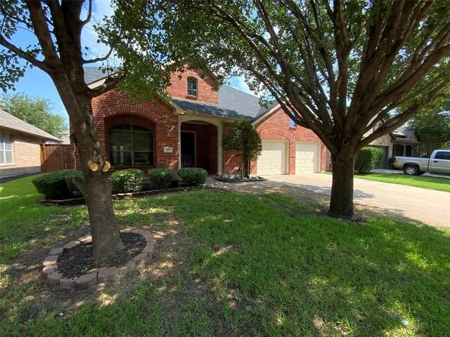 2613 Wilderness Drive, Little Elm, TX 75068 (MLS #14659527) :: Real Estate By Design