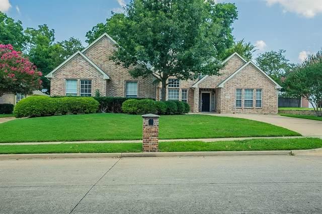 813 Parkhaven Drive, Mesquite, TX 75149 (MLS #14659566) :: Real Estate By Design