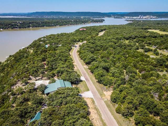 Lot 14 N Lakeview Drive, Palo Pinto, TX 76484 (MLS #14659576) :: Real Estate By Design