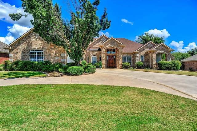 117 Ginger Drive, Pottsboro, TX 75076 (#14659644) :: Homes By Lainie Real Estate Group