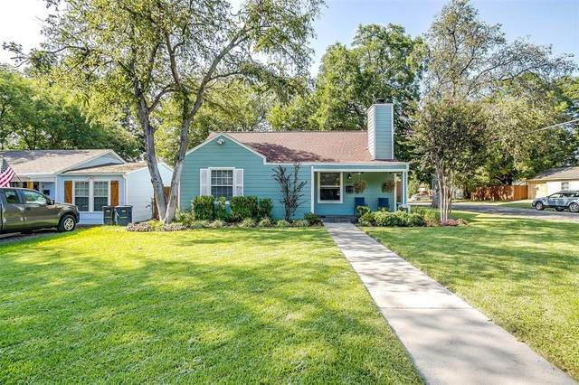 4237 Geddes Avenue, Fort Worth, TX 76107 (MLS #14659679) :: The Property Guys