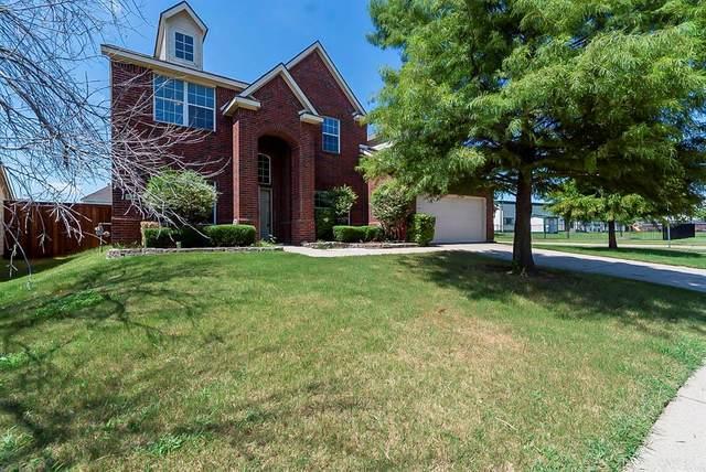 3500 Mustang Drive, Denton, TX 76210 (MLS #14659683) :: Real Estate By Design