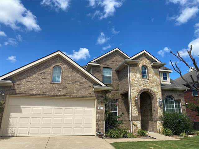 331 Houston Street, Lavon, TX 75166 (MLS #14659694) :: Maegan Brest | Keller Williams Realty