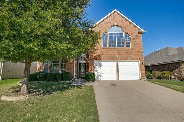 9949 Appletree Way, Fort Worth, TX 76244 (MLS #14659699) :: Craig Properties Group