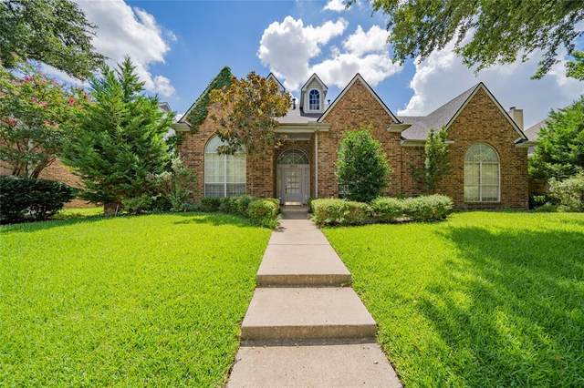 11009 Hermitage Lane, Frisco, TX 75035 (MLS #14659723) :: Craig Properties Group