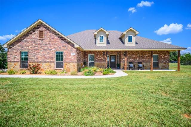 236 Cottongame Drive, Weatherford, TX 76088 (MLS #14659747) :: Real Estate By Design