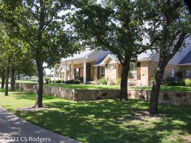 3707 De Cordova Ranch Road, Granbury, TX 76049 (MLS #14659773) :: The Juli Black Team