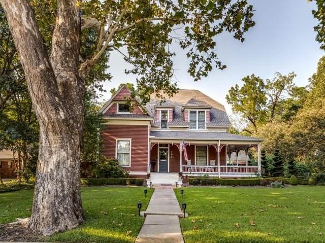 1502 W Virginia Street, Mckinney, TX 75069 (MLS #14659805) :: Real Estate By Design