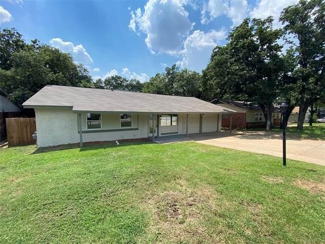 1812 Warren Lane, Fort Worth, TX 76112 (MLS #14659824) :: Real Estate By Design