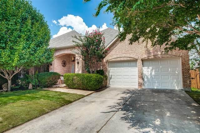 8706 Merlin Court, Mckinney, TX 75072 (MLS #14659841) :: Real Estate By Design