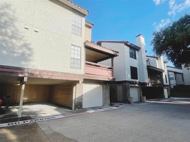 5626 Preston Oaks Road 48C, Dallas, TX 75254 (MLS #14659918) :: VIVO Realty