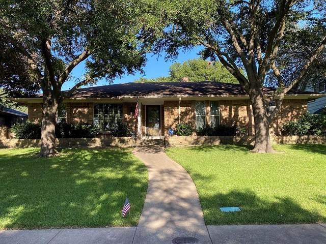 8630 Bacardi Drive, Dallas, TX 75238 (MLS #14659919) :: Real Estate By Design