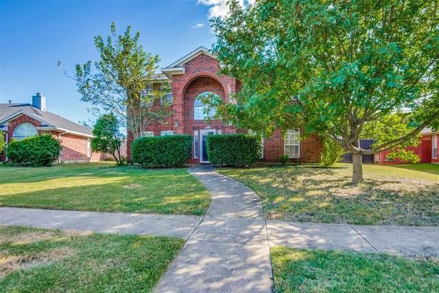 1416 Bethany Creek Boulevard, Allen, TX 75002 (MLS #14659921) :: Real Estate By Design