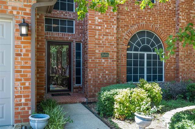 3505 Vista Way, Bedford, TX 76021 (MLS #14659928) :: Real Estate By Design