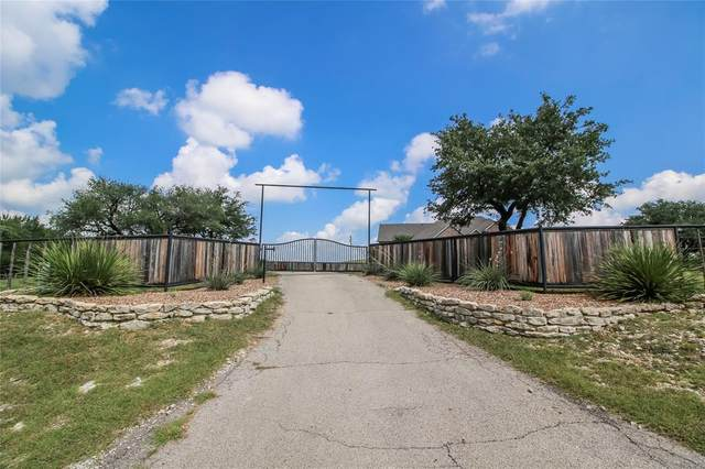 500 Sharla Smelley Road, Weatherford, TX 76088 (MLS #14659938) :: The Juli Black Team
