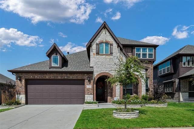 1705 Ada Lane, Little Elm, TX 75068 (MLS #14659953) :: Real Estate By Design