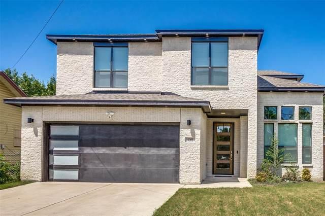 4001 Abilene Street, Dallas, TX 75212 (MLS #14659958) :: The Property Guys