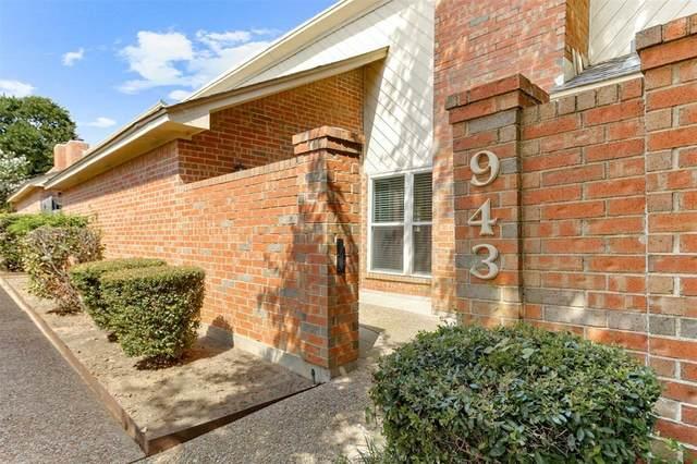 943 Cedarland Boulevard, Arlington, TX 76011 (MLS #14659973) :: Robbins Real Estate Group