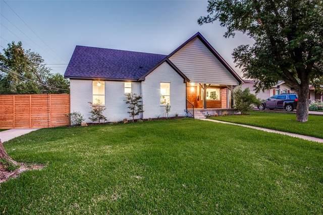 315 Oakcrest Drive, Richardson, TX 75080 (MLS #14660041) :: Real Estate By Design