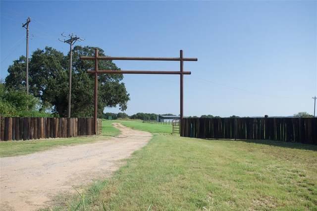 1901 Poe Prairie Road, Millsap, TX 76066 (MLS #14660102) :: Real Estate By Design