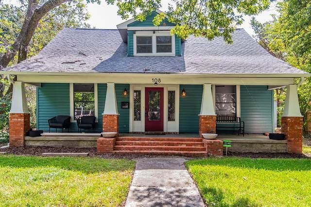 108 University Avenue, Waxahachie, TX 75165 (MLS #14660119) :: Epic Direct Realty