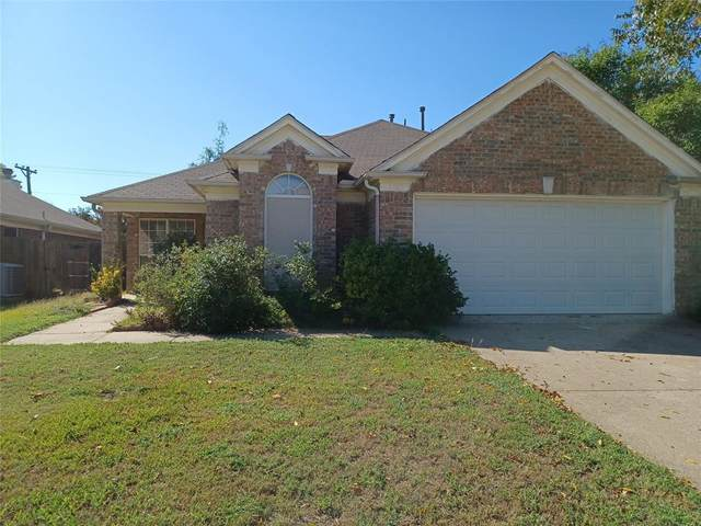 1121 Marshall Drive, Euless, TX 76039 (MLS #14660136) :: Jones-Papadopoulos & Co