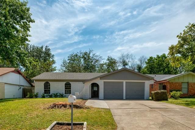 2313 March Lane, Grand Prairie, TX 75050 (MLS #14660142) :: The Property Guys
