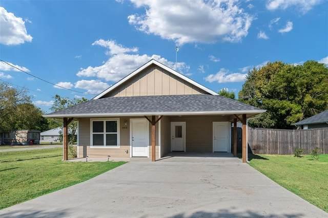 305 S Cedar Street, Leonard, TX 75452 (#14660171) :: Homes By Lainie Real Estate Group