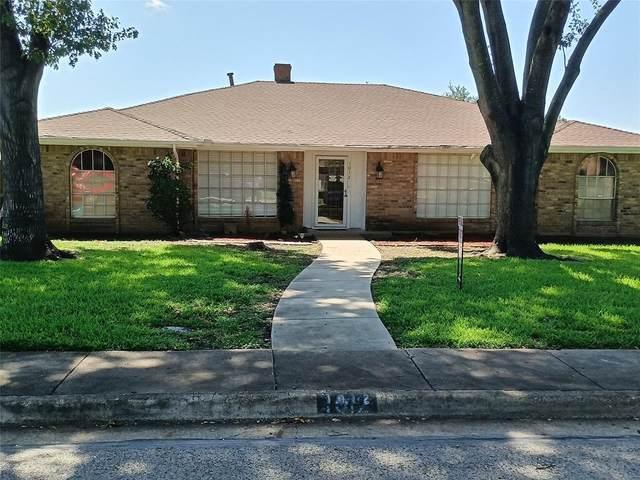 1012 Cloverdale Lane, Desoto, TX 75115 (MLS #14660173) :: Craig Properties Group