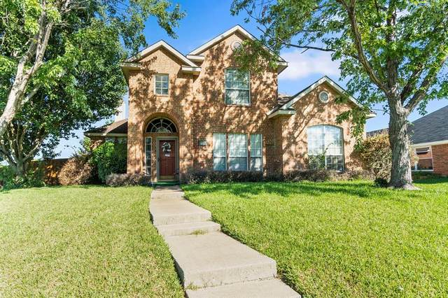 1431 Crawford Drive, Mesquite, TX 75149 (MLS #14660178) :: Real Estate By Design