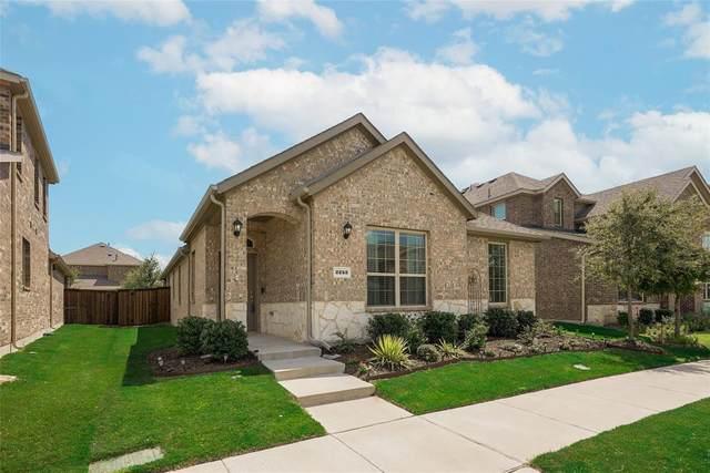 2253 Barx Drive, Little Elm, TX 75068 (MLS #14660218) :: Craig Properties Group