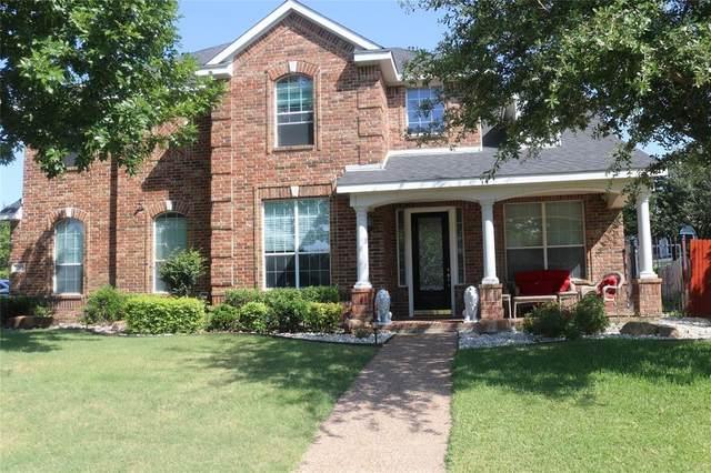 4201 Iron Lane, Mansfield, TX 76063 (MLS #14660222) :: The Chad Smith Team