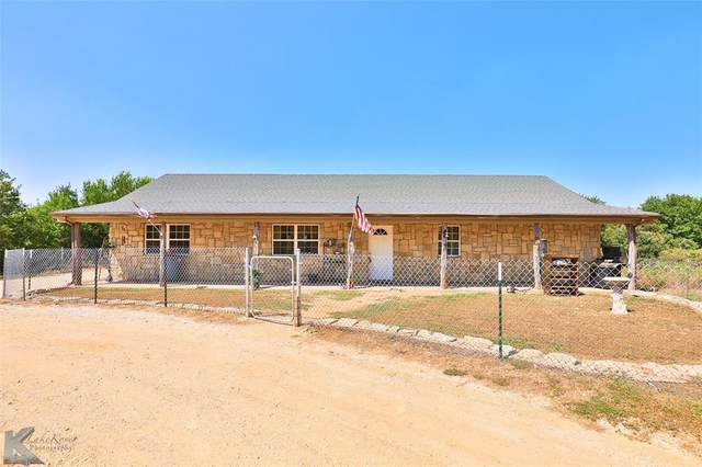 11507 County Road 347, Hawley, TX 79525 (MLS #14660230) :: The Russell-Rose Team