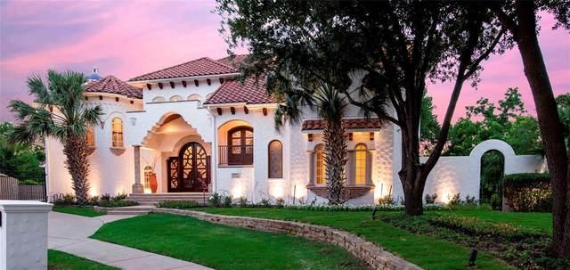2917 Mountain Laurel Lane, Plano, TX 75093 (MLS #14660257) :: Real Estate By Design