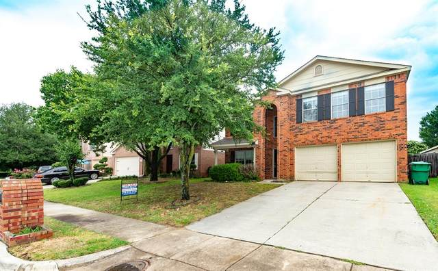1120 Springcreek Drive, Denton, TX 76210 (MLS #14660259) :: Real Estate By Design