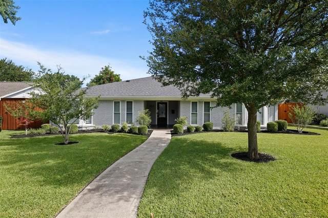 7317 La Bolsa Drive, Dallas, TX 75248 (MLS #14660260) :: Real Estate By Design