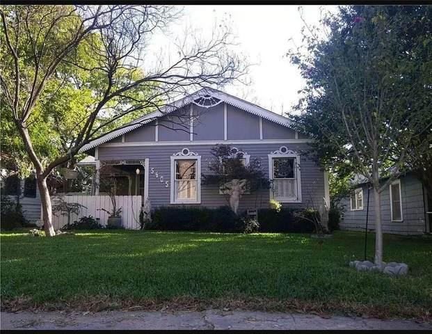 5405 Pershing Avenue, Fort Worth, TX 76107 (MLS #14660293) :: Frankie Arthur Real Estate