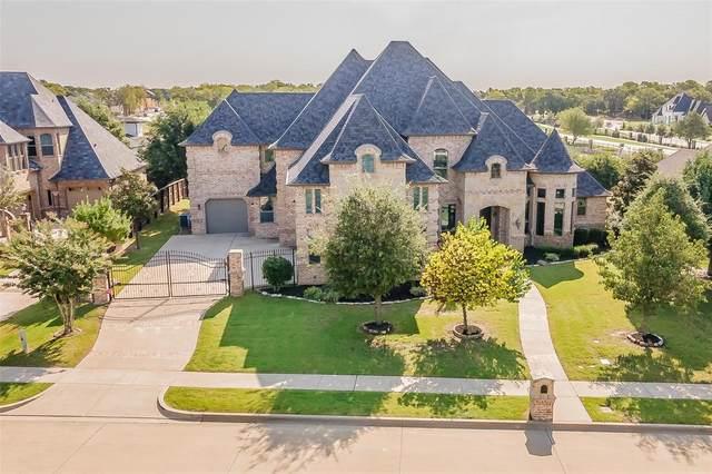 6209 Lantana Court, Colleyville, TX 76034 (MLS #14660300) :: Frankie Arthur Real Estate