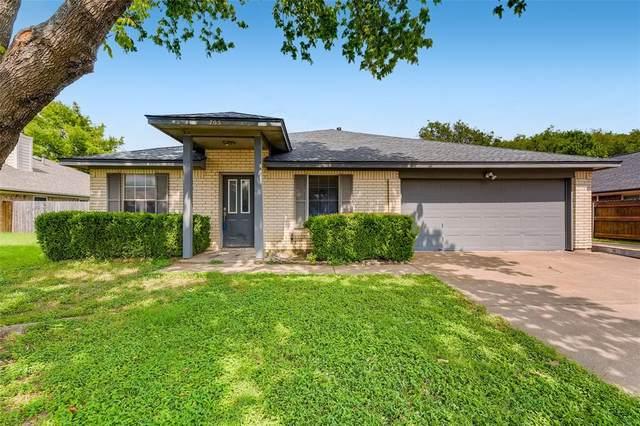 705 Western Trail, Keller, TX 76248 (MLS #14660454) :: Real Estate By Design