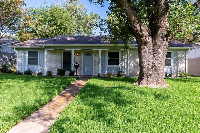 805 Longbeach Drive, Garland, TX 75043 (MLS #14660458) :: Russell Realty Group
