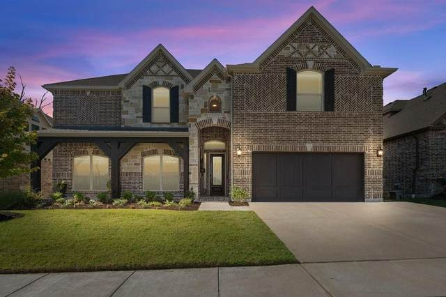 2210 Ray Hubbard Way, Wylie, TX 75098 (MLS #14660519) :: Real Estate By Design
