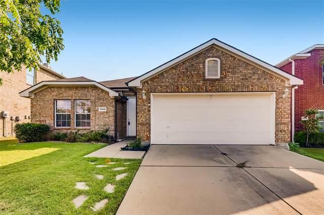 14529 Crystal Lake Drive, Little Elm, TX 75068 (MLS #14660554) :: Real Estate By Design