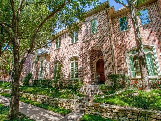 4610 Gilbert Avenue, Dallas, TX 75219 (MLS #14660560) :: Real Estate By Design