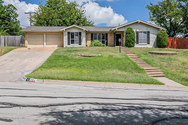 3904 Georgian Drive, Haltom City, TX 76117 (MLS #14660720) :: Real Estate By Design