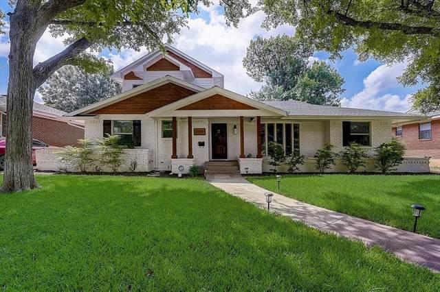2234 Cheryl Lane, Dallas, TX 75224 (MLS #14660790) :: Real Estate By Design