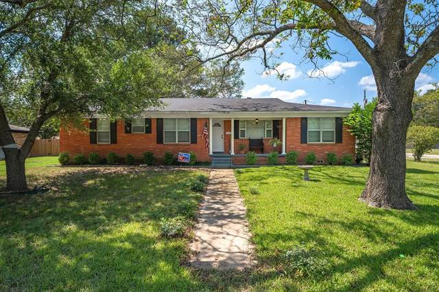 1013 N Saline Street, Grand Saline, TX 75140 (MLS #14660797) :: The Property Guys